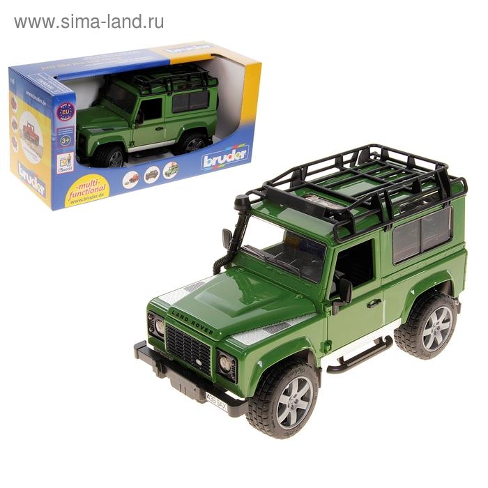Внедорожник «Land Rover Defender»