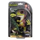 Интерактивная игрушка «Динозавр Стелс», зелёный с фиолетовым, 12 см
