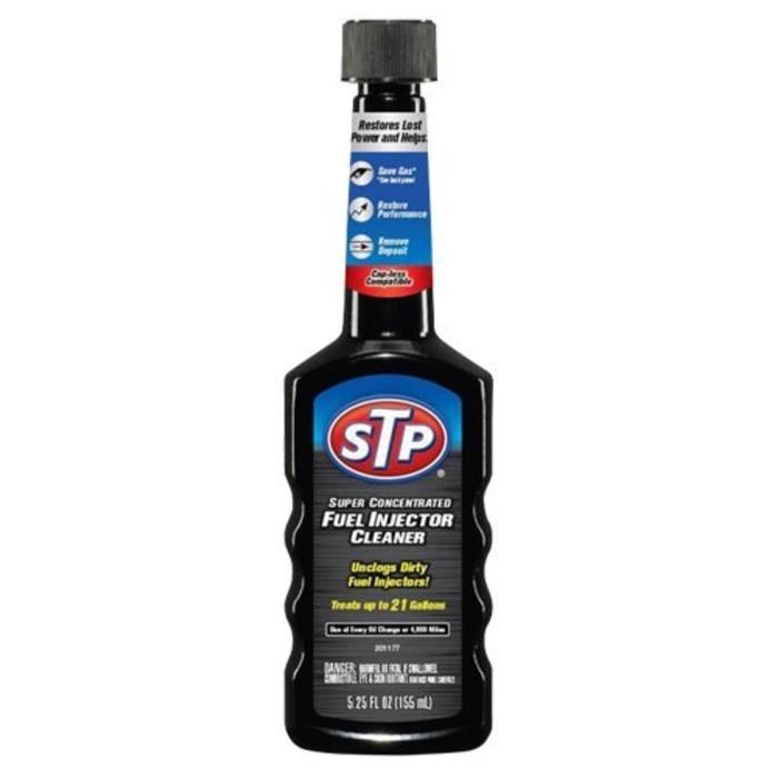 Концентрированный очиститель инжектора STP ST53250RS/78575, 155 мл