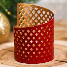 "Candle holder gift India ""Diamonds"""