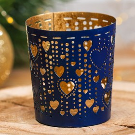 """Candle holder gift India """"Hearts"""""""
