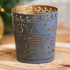 """Candle holder souvenir India """"the Star"""""""