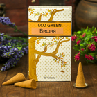 Cones ECO GREEN 20 PCs cherry