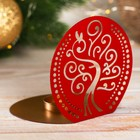 """Candle holder souvenir India """"the Round tree"""""""