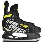 Коньки хоккейные 225S, размер 38