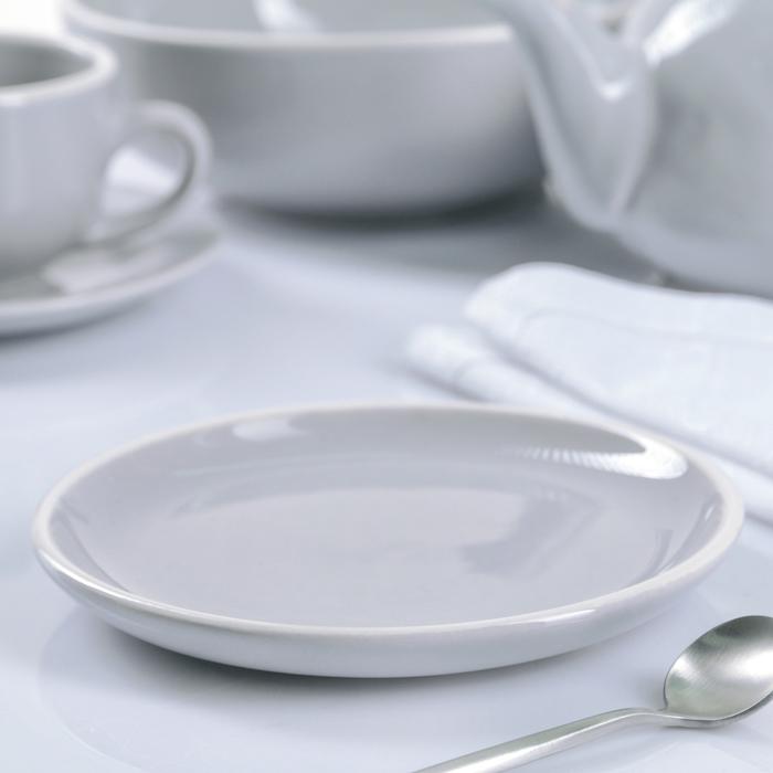 """Тарелка 15 см """"Зимнее утро"""""""