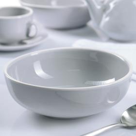 """Тарелка глубокая 1 л """"Зимнее утро"""", 19,5 см"""