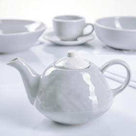 "Чайник фактурный 600 мл ""Зимнее утро"""