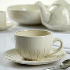 """Чайная пара 200 мл """"Спайдер"""", блюдце 15 см - фото 186420911"""