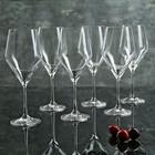 """Набор бокалов для вина 560 мл """"Джейн"""", 6 шт"""