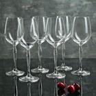 """Набор бокалов для вина 340 мл """"Кейра"""", 6 шт"""