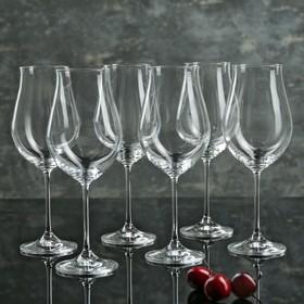 """Набор бокалов для вина 420 мл """"Аттимо"""", 6 шт"""