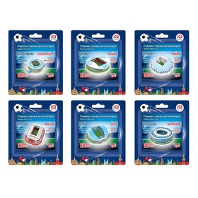 Набор 3D пазлов «Малые стадионы №2»