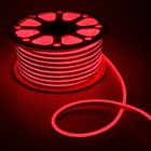 Гибкий неон 8 х 16 мм, 50 метров, LED-120-SMD2835, 24 V, КРАСНЫЙ