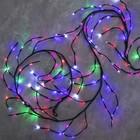 Ветка светодиодная, Д:3 м, Н.Т. LED-160/40, эффект мерцания, 220 В, МУЛЬТИ