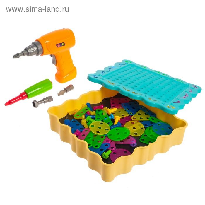 Электронный конструктор сима ленд