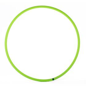 Обруч, диаметр 60 см, цвет салатовый