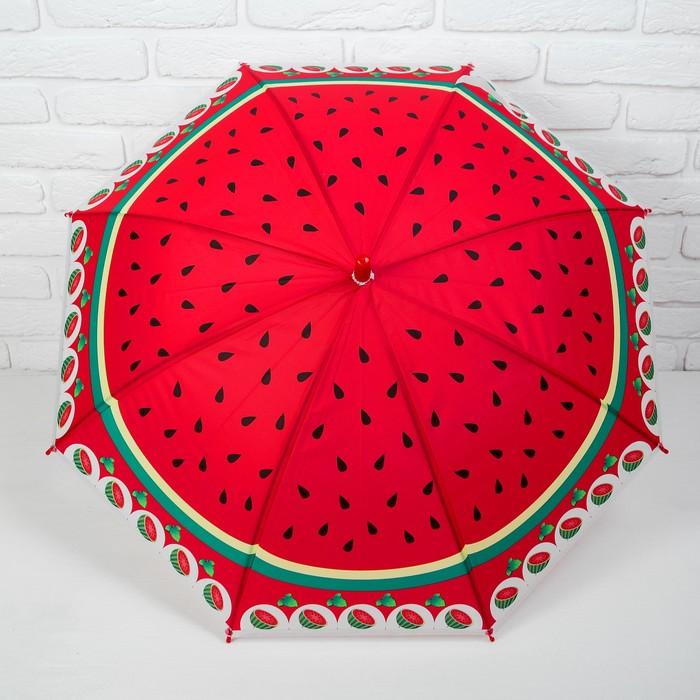 Зонт детский «Арбуз» - фото 467666