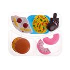 Набор продуктов в ланч боксе «Возьми с собой», 7 предметов, МИКС - фото 105579442