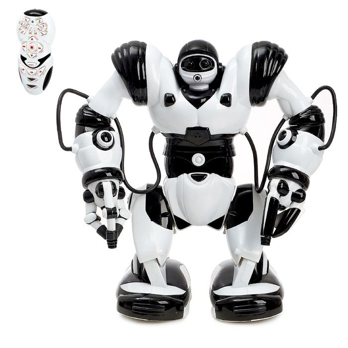 Робот радиоуправляемый «Робоактор», танцует, световые и звуковые эффекты