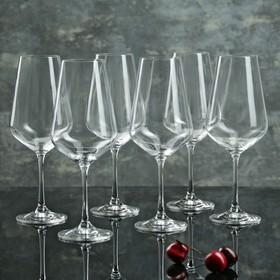 Набор бокалов для вина «Сандра», 550 мл, 6 шт