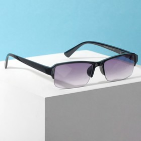 Glasses corrective 0056, color black, tinted, limb. duik., -1