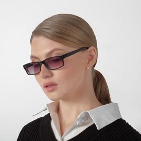 Glasses corrective 6617, black color, tinted, limb. duik., -2,5