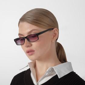 Glasses corrective 6617, black color, tinted, limb. duik., -3