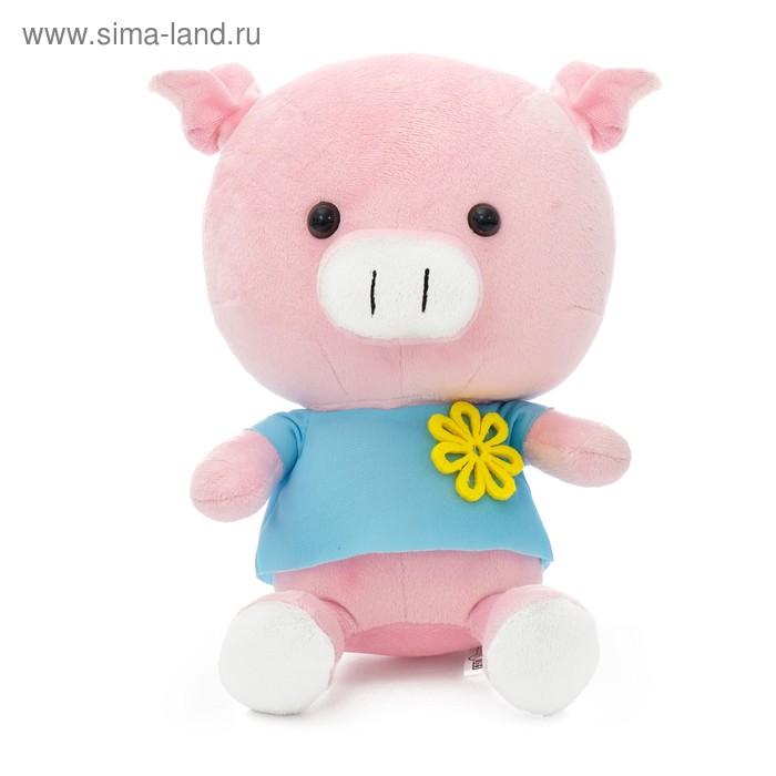 Мягкая игрушка «Поросёнок Лили», 30 см