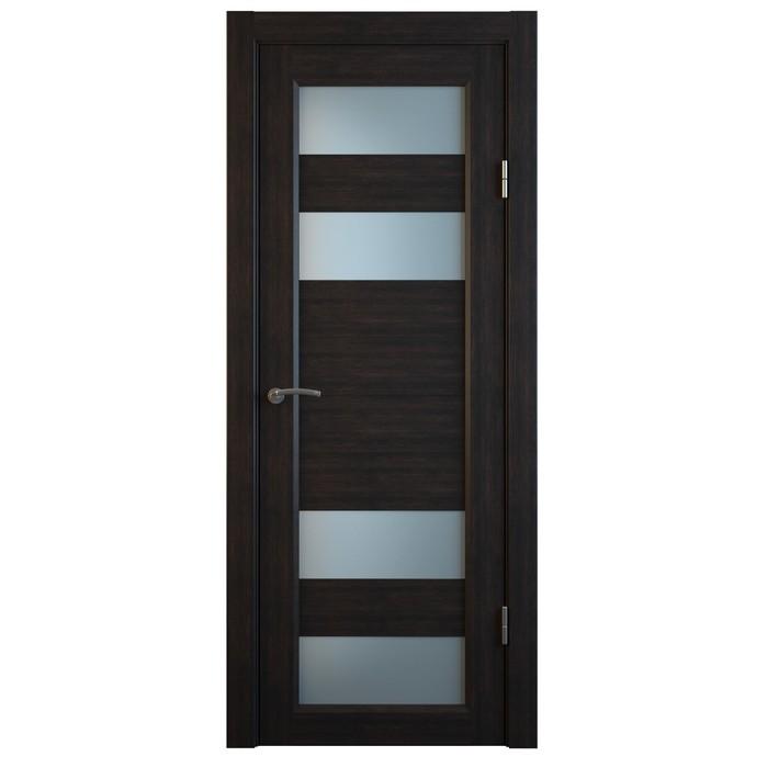 Комплект межкомнатной двери С-2 Тиковое дерево 4 2000х700