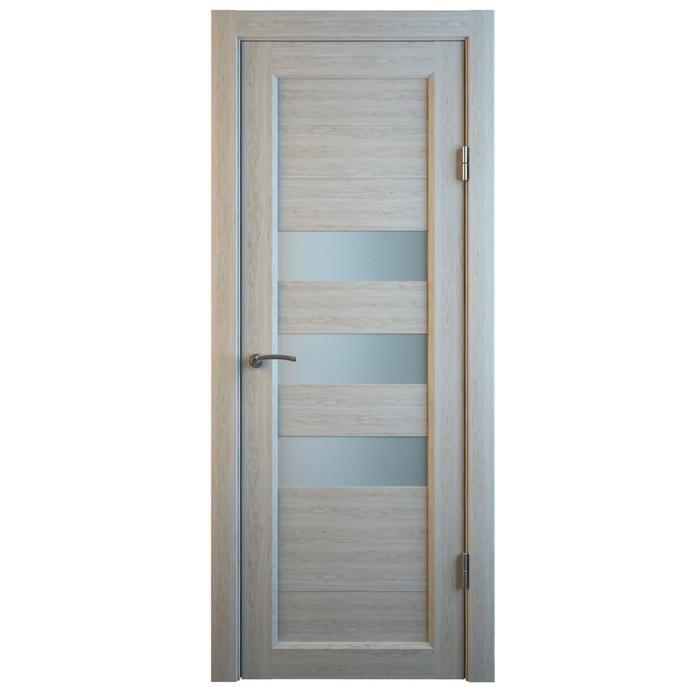 Комплект межкомнатной двери С-3 Дуб монтана грей 3 2000х900
