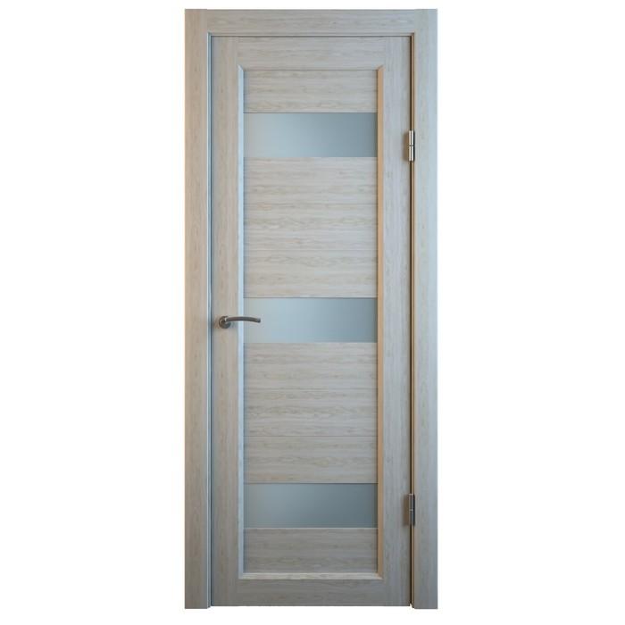 Комплект межкомнатной двери С-4 Дуб монтана грей 3 2000х800