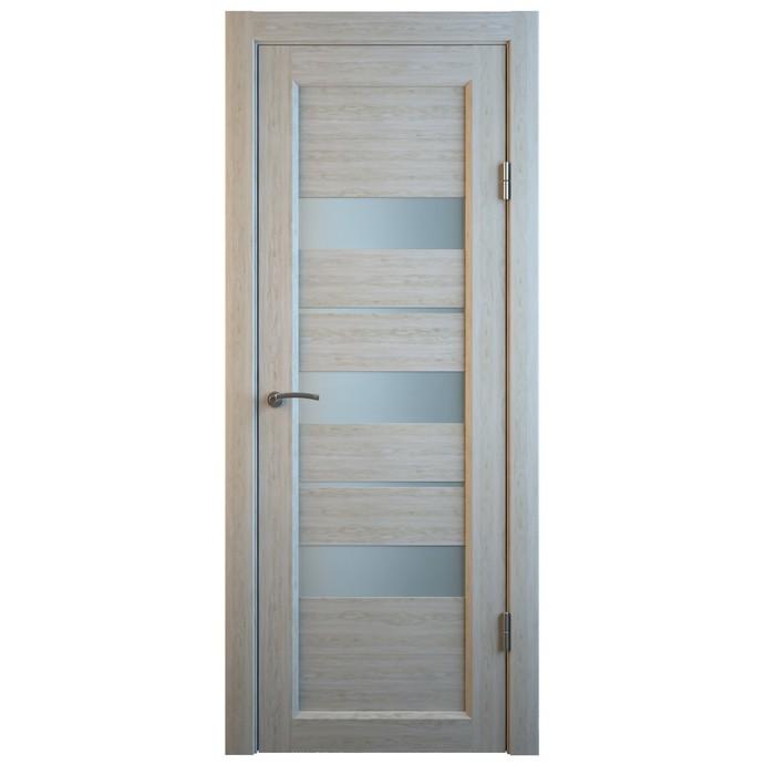 Комплект межкомнатной двери С-5 Дуб монтана грей 3 2000х600