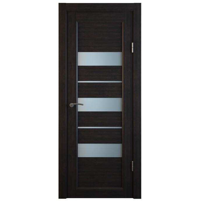 Комплект межкомнатной двери С-5 Тиковое дерево 4 2000х900