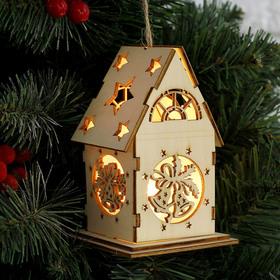 """Декор с подсветкой """"Новогодние колокольчики"""""""