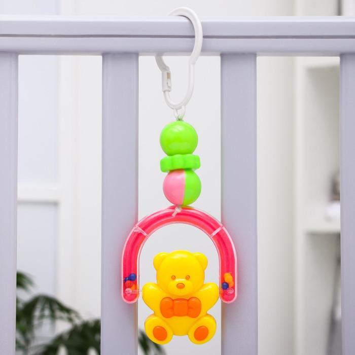 Подвеска детская «Крошка Я» на кроватку/коляску, виды МИКС - фото 76133344