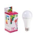Лампа светодиодная ASD LED-A60 (А65)-standard, Е27, 24 Вт, 230 В, 6500 К, 2160 Лм