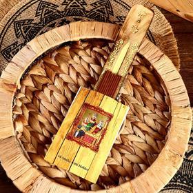 "Aromabar ""India"" 10 sticks and holder Lavender"
