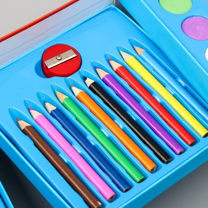Набор для рисования Фиксики 44 предмета