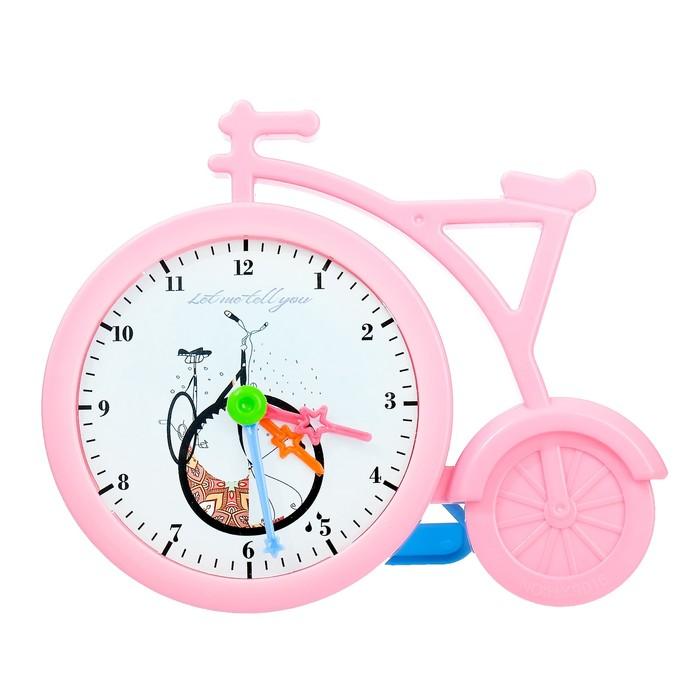Обучающие часики «Велосипед», МИКС