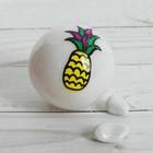 """The ball of light """"Pineapple"""" 5*5 cm"""