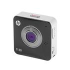 Видеокамера цифровая HP f150, чёрная
