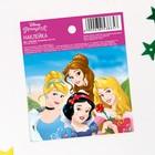 """Наклейки бумажные """"Верь в сказку"""", Принцессы, 6х7 см"""
