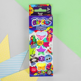 Набор креативного творчества «Воздушный пластилин», серия «Air Clay», 7 цветов ARCL-01-01