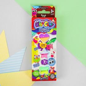 Набор креативного творчества «Воздушный пластилин», серия «Air Clay», 7 цветов ARCL-01-02
