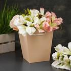 Переноска для цветов 13 х 13 х 15,5 см