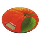 """Весы кухонные Endever KS-519, электронные, до 5 кг, """"апельсин"""""""