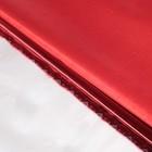 """Пленка голография """"Сердечки"""", красный, 70 х 100 см"""