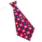 """Карнавальный галстук """"Звёзды"""", набор 6 шт."""