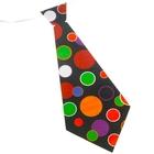 Карнавальный галстук «Круги», набор 6 шт.